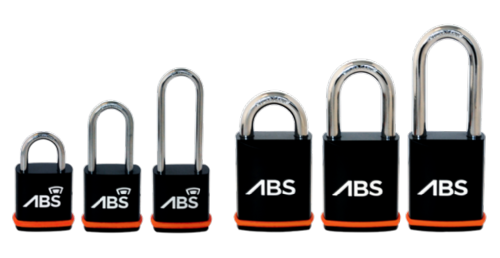 Avocet ABS Padlocks - Standard